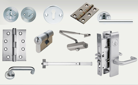 Architectural Hardware and Lock Fitting
